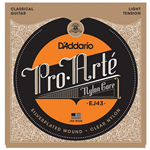 D'ADDARIO EJ43 CLASSICA LIGHT TENSION