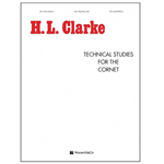 CLARKE - TECHNICAL STUDIES FOR THE CORNET (TRUMPET)