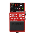 PEDALE BOSS RC3 LOOP STATION
