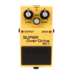 PEDALINO BOSS SD1 SUPER OVERDRIVE