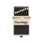 PEDALINO BOSS GE7 GRAPHIC EQUALIZER