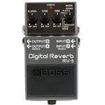 PEDALINO BOSS RV5 DIGITAL REVERB